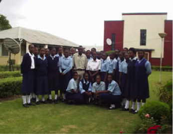 Chipembi Students